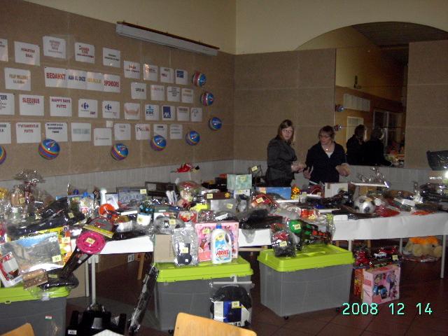 WCL benefiet eetdag 2008 3