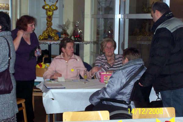WCL benefiet eetdag 2008 10
