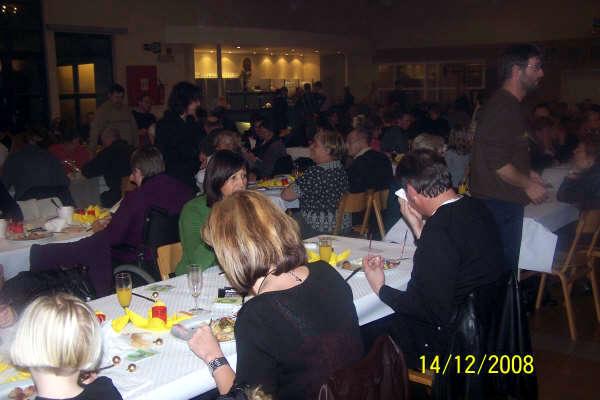WCL benefiet eetdag 2008 12